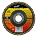 Rental store for CURVED FLAP DISC 60 GRIT in Grove OK