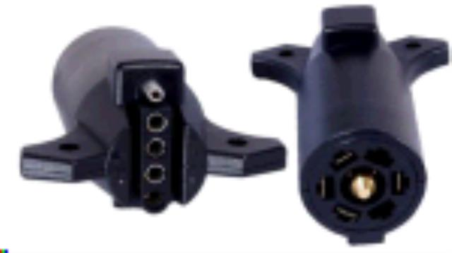 Where to find 7 WY RV 5 FLT Adapter in Grove