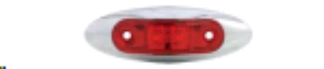 Where to find RED LED Trailer Light in Grove