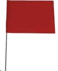 Where to rent 21  RED Marking Flag in Grove OK