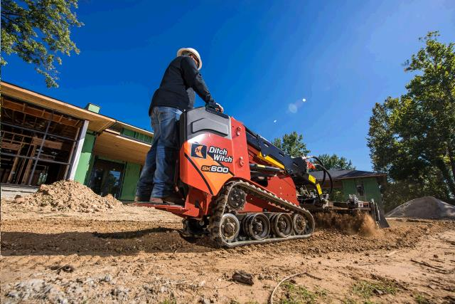 Where to find DITCH WITCH, SK 600 MINI SKID STEER in Grove