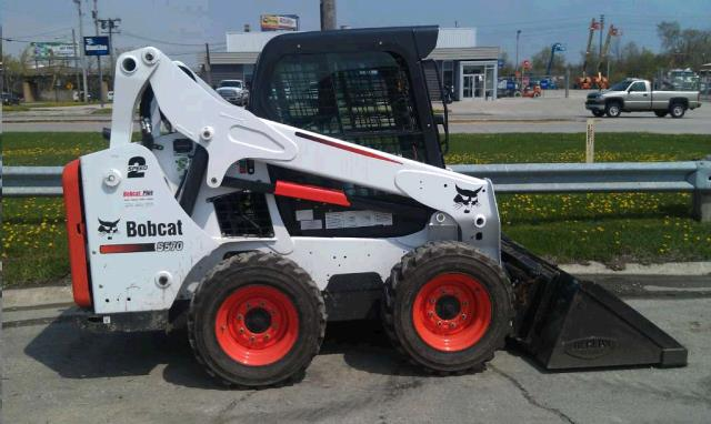 Where to find BOBCAT S570 in Grove