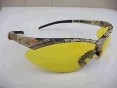Where to find SAFETY GLASSES  CAMO  12.99 in Grove