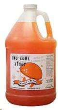 Rental store for SNO-CONE SYRUP  ORANGE in Grove OK