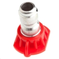 Where to rent SPRAY NZZLE RED 1 4  0X4.5 in Grove OK