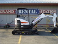 Where to rent BOBCAT, E26 EXCAVATOR in Grove OK