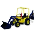 Where to rent BACKHOE, WHEEL 20HP GAS in Grove OK