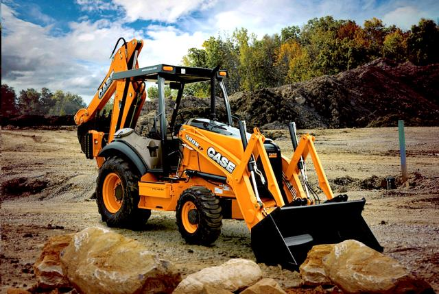 Where to find LOADER, BACKHOE 74HP DSL in Grove