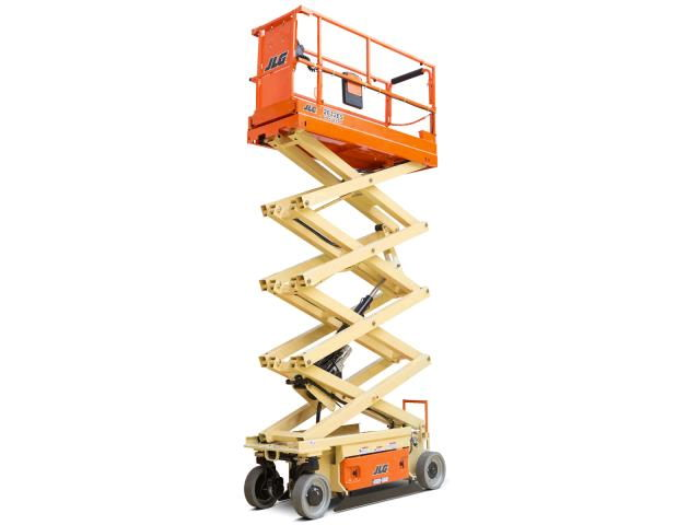 Where to find LIFT, 32  WH  SCISSOR LIFT  INDOOR in Grove