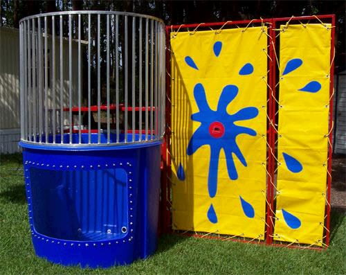 Where to find DUNK TANK 550 GAL in Grove