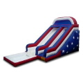 Where to rent INFLATABLE 16  WET DRY SLIDE in Grove OK