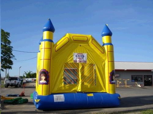 Where to find INFLATABLE CASTLE in Grove