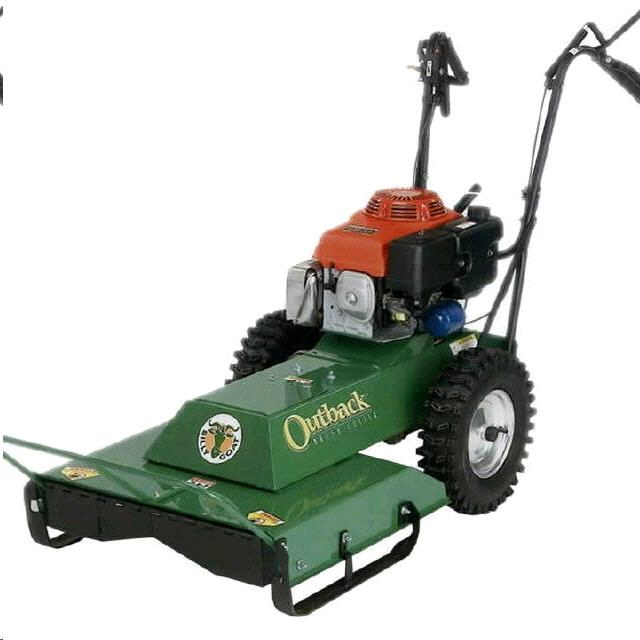 Where to find MOWER, OUTBACK BRUSHCUTTER in Grove