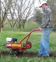 Where to find TILLER, FRONT TINE SML 4 HP in Grove
