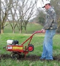 Where to rent TILLER, FRONT TINE SML 4 HP in Grove OK