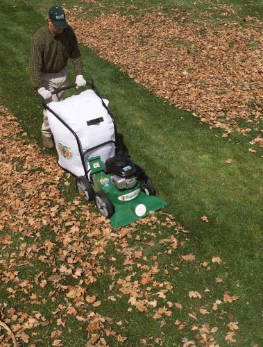Where to find VACUUM, LAWN 5.5 HP GAS in Grove