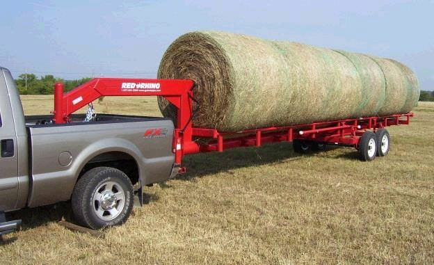 Where to find TRAILER, HAY DUMP in Grove