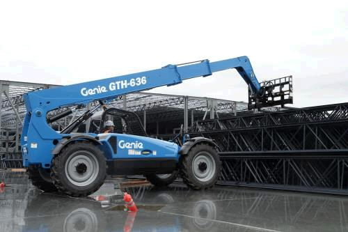 Where to find GENIE, GTH-636 TELEHANDLER in Grove