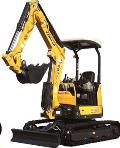 Where to rent YANMAR, VIO25 MINI EXCAVATOR in Grove OK