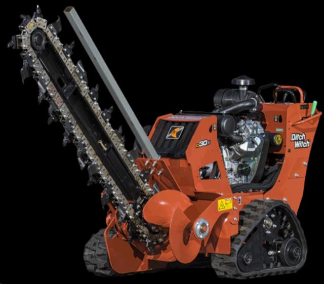 Ditch Witch C30x Rentals Grove Ok Where To Rent Ditch