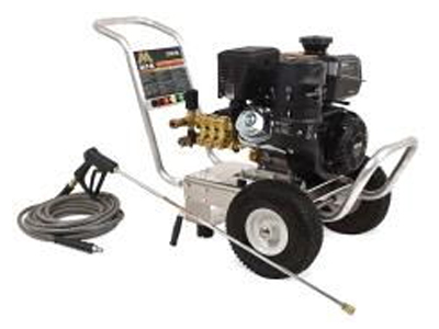 Rent Pressure Washer Equipment