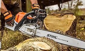 Rent Stihl Chainsaw Sales
