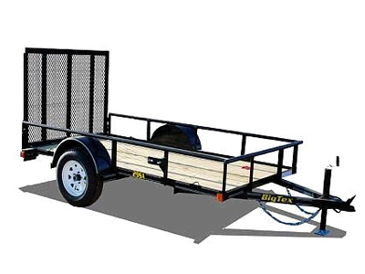 Rent Trailer Equipment