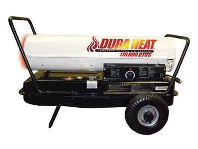 Rent Heater And Fan Equipment
