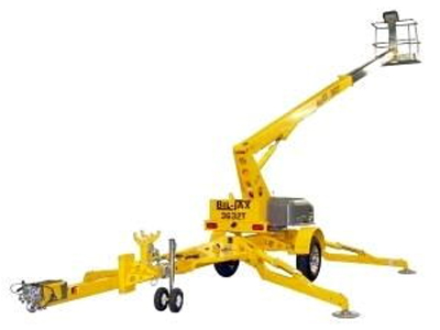 Rent Aerial Lift Equipment